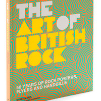The Art of British Rock | Mod Retro Vintage Books | ModCloth.com
