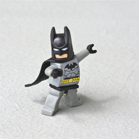 8GB Batman flash drive recycled Lego mini figure by Polyester10