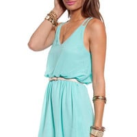 Square One Tank Dress II $33