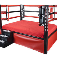 Boxing Ring Bed Twin, Full, Queen, King Sports Themed Furniture