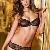 Angel Fantasies Unlined Lace Demi Bra