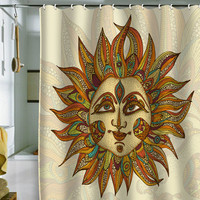 DENY Designs Home Accessories | Valentina Ramos Helios Shower Curtain