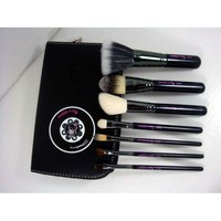 Hello Kitty 7 Pcs Makeup Brush Set with Case