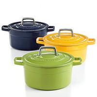 Martha Stewart Collection Collector's Enameled Cast Iron - Martha Stewart Collection Kitchen - Kitchen - Macy's