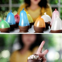 Eats and Treats / How-To: Chocolate Bowls @Craftzine.com blog