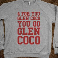 You Go Glen Coco! (Sweater) - Glen Coco Is My BF