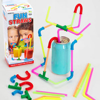 Fun Straw Set