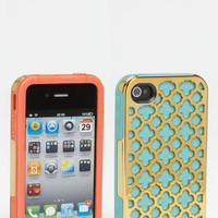 Tech Candy &#x27;Barcelona Gold&#x27; iPhone 4 &amp; 4S Case | Nordstrom