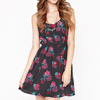 Kirra Lace Inset Dress at PacSun.com