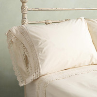 TROUSSEAU PILLOWCASES, SET OF 2        -                Bed Linens        -                Bed & Bath        -                Furniture & Decor                    | Robert Redford's Sundance Catalog