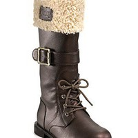 Juicy Couture Girls&#x27; &quot;Roxy&quot; Sherpa Boot