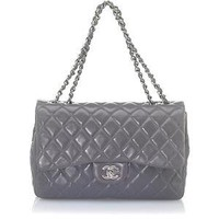 Chanel Quilted Flap Handbag | Chanel Handbags from Bag Borrow or Steal?