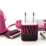 Jersey Shore Inspired Duo-tone iPad, Ipod, iPhone Charger Set