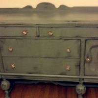 SALE ReLoved and UpCycled Distressed Shabby by AFreshCoatOfPaint