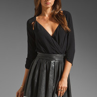Finders Keepers Rise Above Long Sleeve Bodysuit in Black from REVOLVEclothing.com