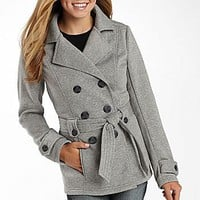Jou Jou Belted Jacket : jcpenney