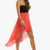Cirrus Hi-Low Dress $40