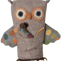 Splendid Avenue - Ilse Jacobsen, Odd Molly, Royal Copenhagen, Scandinavian, Home Decor — Adorable Mama Owl With Mouse Friend