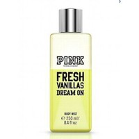 Amazon.com: Victorias Secret Pink Fresh Vanillas Dream on Body Mist 8.4 fl.oz: Beauty