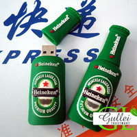Beer Bottle Flash Drive: GULLEITRUSTMART.COM