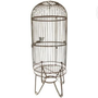 One Kings Lane-Vintage Oversized Bird Cage