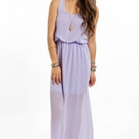 Gone With The Breeze Maxi Dress $36