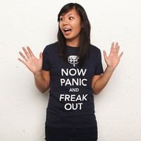 $10.00 Storewide Sale: Now Panic and Freak Out - Threadless.com