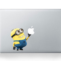 Despicable Me -- Macbook Decals Macbook Stickers Mac Cover Skins Vinyl Decal for Apple Laptop Macbook Pro/Macbook Air/iPad