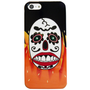 iPhone 5 Plastic iPhone Case - Cover - iPhone Accessory - Dia de Los Muertos