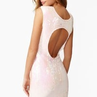 Inner Circle Sequin Dress