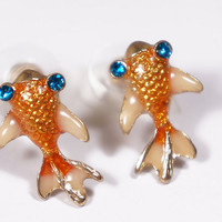 PRE ORDER YOUR Mini Koi Fish Earrings
