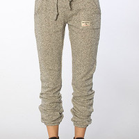 The Freeport Sweatpant in Deep Heather Gray