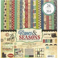 "12"" x 12"" Times & Seasons Collection Pack 