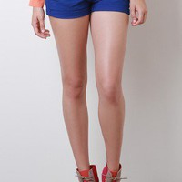 Summer Brights Denim Shorts