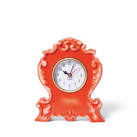 Foreside - Boho Clock, Persimmon