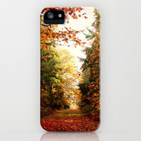 morning walk iPhone Case by Sylvia Cook Photography | Society6