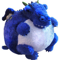 Squishable Dragon: An Adorable Fuzzy Plush to Snurfle and Squeeze!