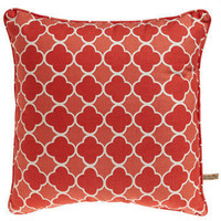 Adventures at Alhambra Pillow in Ruby | Mod Retro Vintage Decor Accessories | ModCloth.com