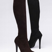 Hillari Over-the-knee Boot