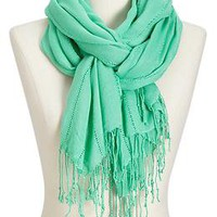 Women&#x27;s Gauze Drop-Stitch Scarves | Old Navy