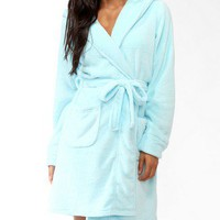 Plush Sleep Robe