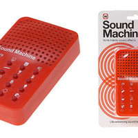 Sound Box Machine - 16 High Fidelity Sound Effects