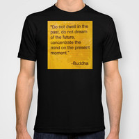 Words from the Wise T-shirt by RichCaspian | Society6