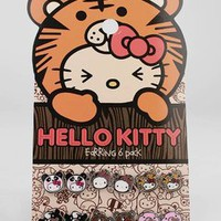 hello kitty animals earrings pack $15.60 in WHTMLT - New Stuff | GoJane.com
