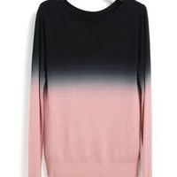 Sweet Dream Sweater Ombre