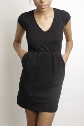 Many Belles Down Costa Dress- Black | Tigertree Costa Dress- Black