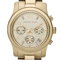 Michael Kors 'Runway' Chronograph Watch | Nordstrom