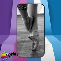 Vintage Ballet Pointe Shoes iPhone 4 or iPhone 4S Case