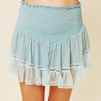 Free People FP ONE Balleto Mini Skirt