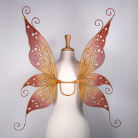 Fairy wings Excellent for Halloween costume by OnGossamerWings